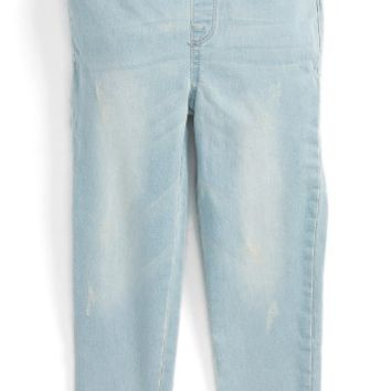 Tucker + Tate Crop Jeans (Toddler Girls, Little Girls & Big Girls) | Nordstrom