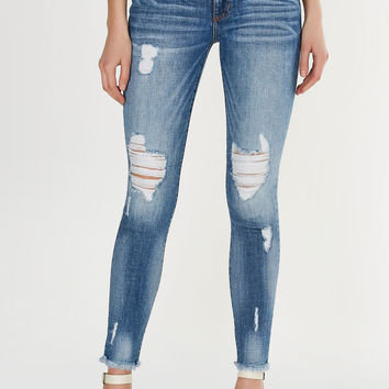 Always On Time Skinny Jeans