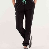 work it out track pant | women's pants | lululemon athletica