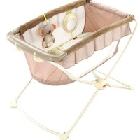 Fisher-Price Deluxe Rock n' Play Portable Bassinet (Discontinued by Manufacturer)