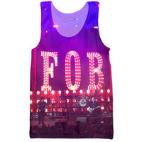 fall out boy concert tank
