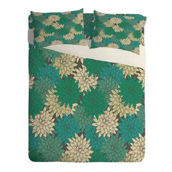 Holli Zollinger Flora Minted Sheet Set Lightweight