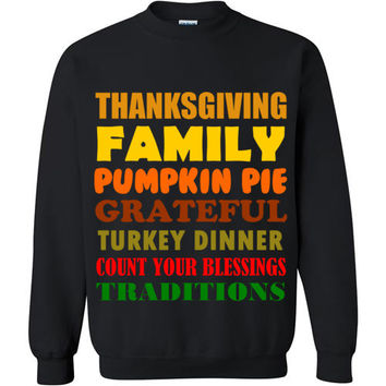 Thanksgiving Sweatshirt