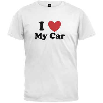 I Heart My Car T-Shirt