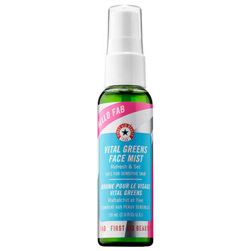 Sephora: First Aid Beauty : Hello FAB Vital Greens Face Mist : face-mist-face-spray