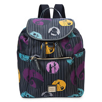 Tim Burton's The Nightmare Before Christmas Backpack by Dooney & Bourke | Disney Store