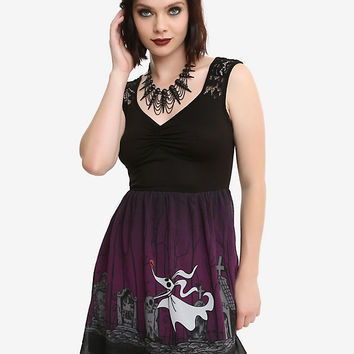 The Nightmare Before Christmas Zero Dress