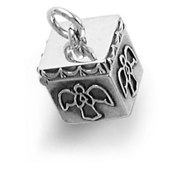 Angel Prayer Box Charm | James Avery