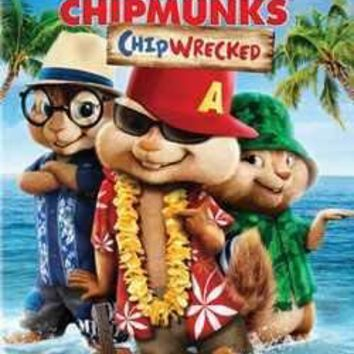 ALVIN AND THE CHIPMUNKS CHIPWREC