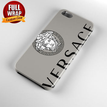Versace Full Wrap Phone Case For iPhone, iPod, Samsung, Sony, HTC, Nexus, LG, and Blackberry