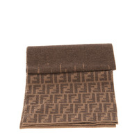 Fendi Light Brown Scarf