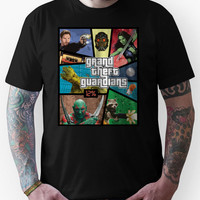 Grand Theft Guardians | Guardians of the Galaxy Unisex T-Shirt