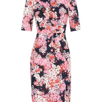 Whistles Wild Floral Phoebe Bodycon - House of Fraser