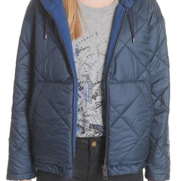 Burberry Tyneham Lined Quilted Jacket | Nordstrom