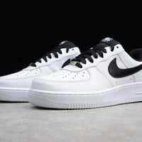 "Nike Air Force 1 Low AF1 ""White&Black"" Sneaker 820266-101"