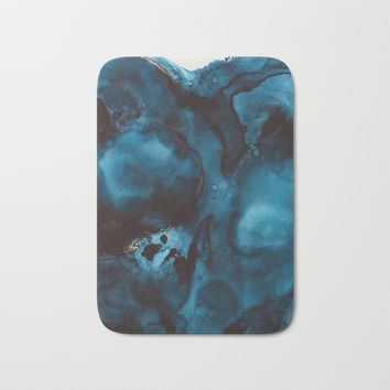 Can't Tell You Why Bath Mat by duckyb