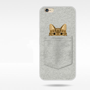 Cute Cat Lovely pattern Soft TPU Back Cover phone case for For Iphone 5 5s 6 6s 6Plus 6s Plus