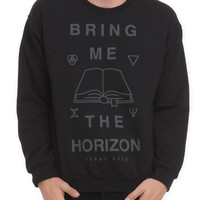 Bring Me The Horizon Book Pullover
