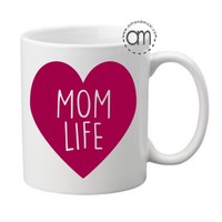 Mommy Life, Mother's Day Gift, Gifts For Mom