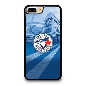 toronto blue jays baseball iphone 4 4s 5 5s se 5c 6 6s 7 8 plus x case  number 2