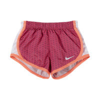 Nike Tempo Graphic Infant/Toddler Girls' Shorts Size 12M (Pink)