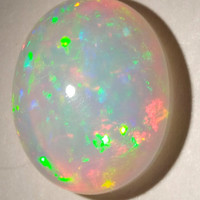 Opal Loose Cabochon Over 5 Carats October Birthstone Gemstone for Engagement Ring or Other Fine Gemstone Jewelry
