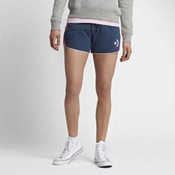 CREYON the converse star chevron women s 3 25 track shorts