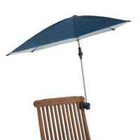 The Portable Clamp-On Sun Umbrella