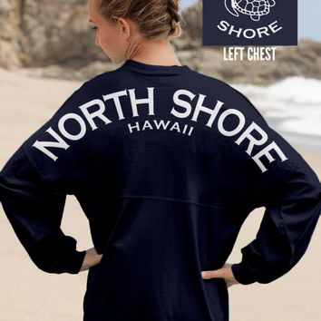 North Shore - Hawaii - Classic Spirit Jersey®