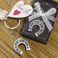 Horseshoe Key Chain Favors, 1