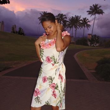 Honeymoon Honi Hawaiian Dress