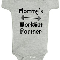 Baby Boy Mommy's Workout Partner