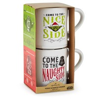 Star Wars™ Naughty and Nice Mug Set