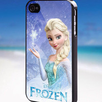 Disney Frozen Elsa - For iPhone, Samsung Galaxy, and iPod. Please choose the option