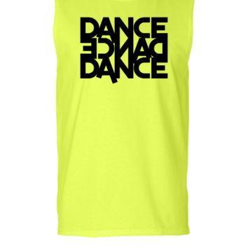 dance dance dance - Sleeveless T-shirt