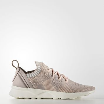 adidas ZX Flux ADV Virtue Primeknit Shoes from adidas a4c35a99dc