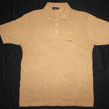 Christian Dior Monsiuer Vintage Hip Hop Stadium Polo shirt Size M