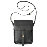 Merona® Camera Crossbody Bag - Black