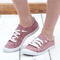 Not Rated: Rayza Memory Foam Sneakers {Red}