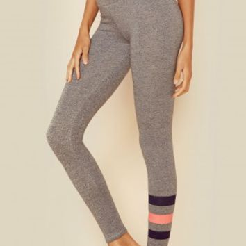 YOGA PANT WITH STRIPES