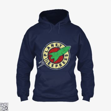 Planet Express 2, The Simpsons Hoodie