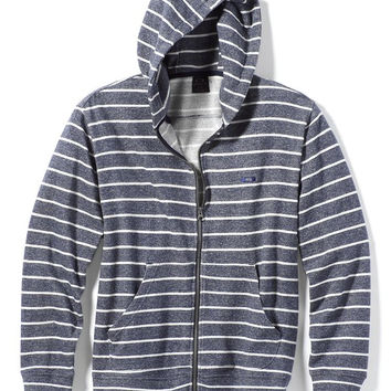 Oakley Hoodie Sailor Stripe- navy blue
