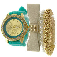 Jelly Watch Arm Candy