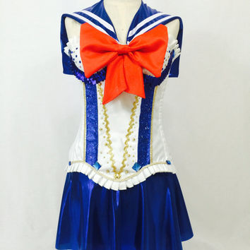 Sailor Moon costume / cosplay / comic con / rave attire/ Halloween costume / rave costume