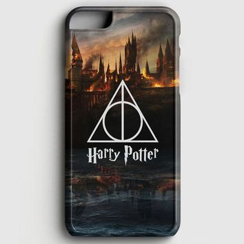 Harry Potter Deathly Hallows Dobby iPhone 8 Case