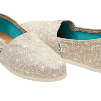 OXFORD TAN SHIBORI DOTS WOMEN'S CLASSICS
