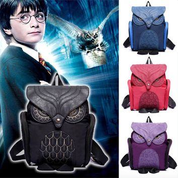 Harry Potter Owl Backpack