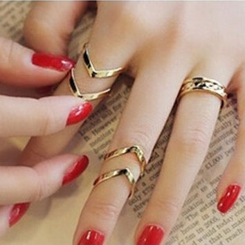 Gift New Arrival Shiny Jewelry Stylish Strong Character Accessory Ring [6586197383]