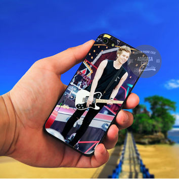 Luke Hemmings 5SOS Guitarist-case iPhone 4/4s/5/5s/5c/6/6+,Samsung Galaxy S3/S4/S5,LG Nexus,HTC OneNote 2/3,iPod 4th/5th