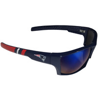 New England Patriots Edge Wrap Sunglasses FESG120-BL1